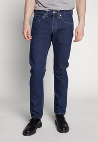 Edwin - Straight leg jeans - blue denim - 0