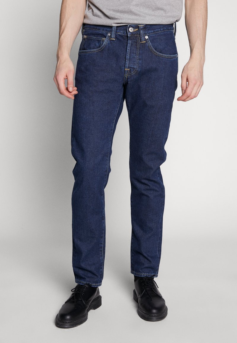 Edwin - Straight leg jeans - blue denim