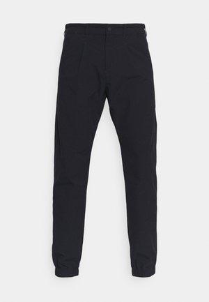HAJEK - Pantalones - navy