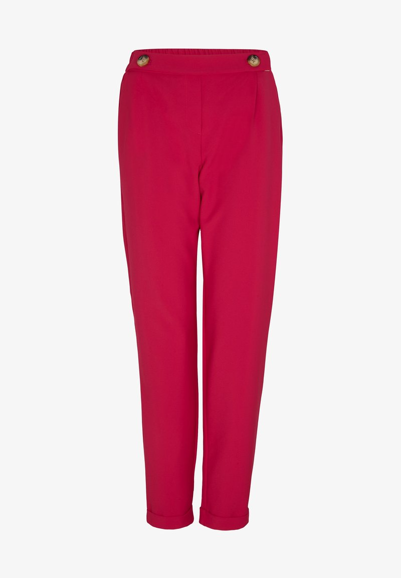 comma - Trousers - deep pink