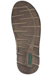 Josef Seibel - JOSEF SEIBEL - T-bar sandals - Orange - 6