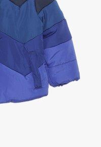 mothercare - BABY JACKET COLOURBLOCK - Winter jacket - blue - 3