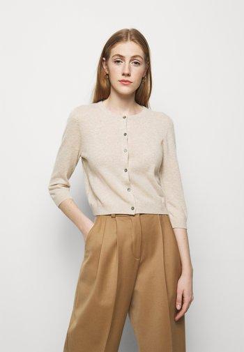 CARDIGAN - Cardigan - beige