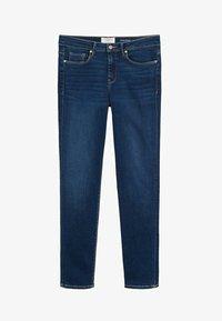 Violeta by Mango - VALENTIN - Slim fit jeans - dunkelblau - 4