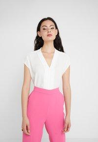 Bruuns Bazaar - LILLI DAGMAR - Blouse - white - 0