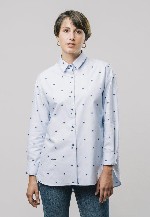 YOKO PRINTED - Koszula - blue