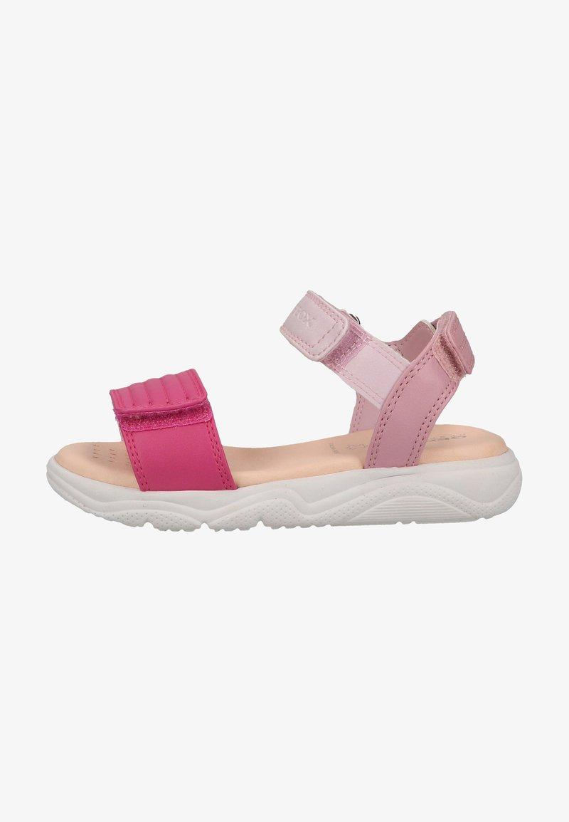 Geox - Sandals - pink/fuchsia