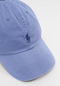 Polo Ralph Lauren - CLASSIC SPORT - Kšiltovka - carson blue/adiro - 6