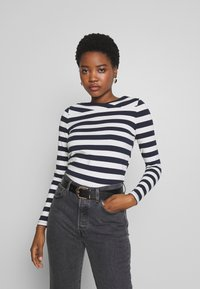Esprit Collection - Long sleeved top - navy - 0