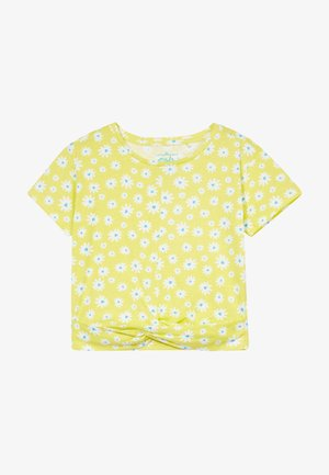 SMALL GIRLS  - Camiseta estampada - limelight