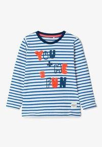 Name it - GESTREIFTES - Long sleeved top - imperial blue - 1