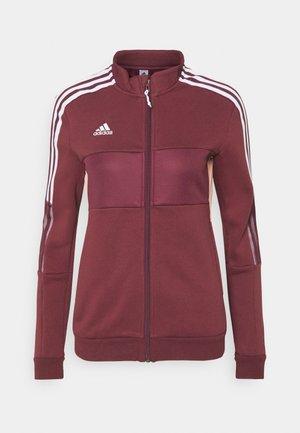 TIRO WINTERIZED - Training jacket - victory crimson