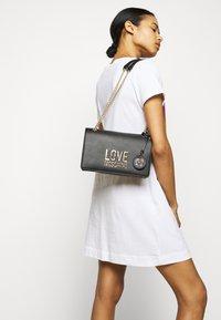 Love Moschino - Vestido ligero - optical white - 5