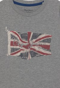 Pepe Jeans - FLAG LOGO JR - Long sleeved top - grey marl - 2