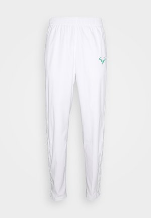 RAFAEL NADAL PANT - Trainingsbroek - white/lucid green