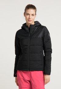 PYUA - Snowboard jacket - black - 0