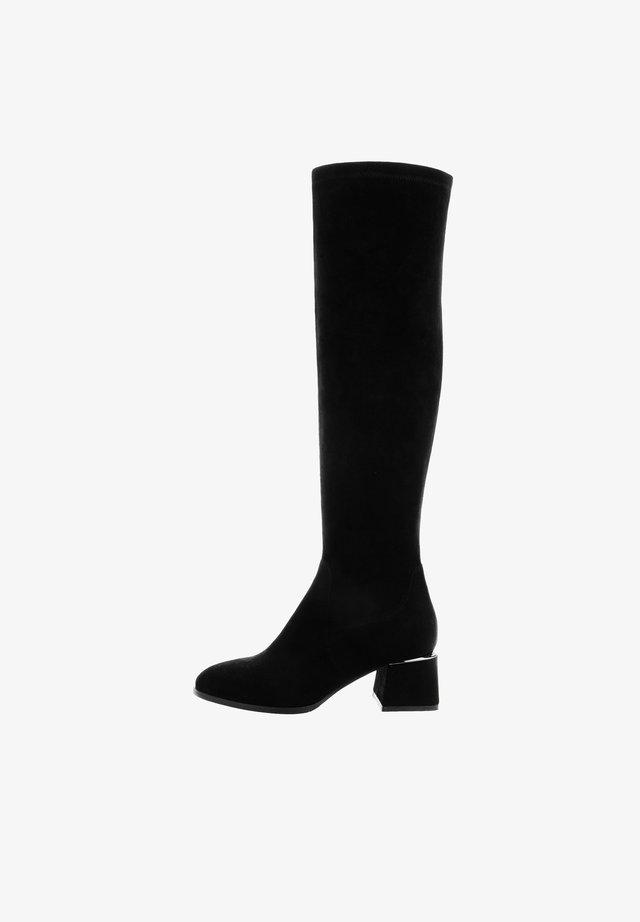 NADINO  - Laarzen - schwarz