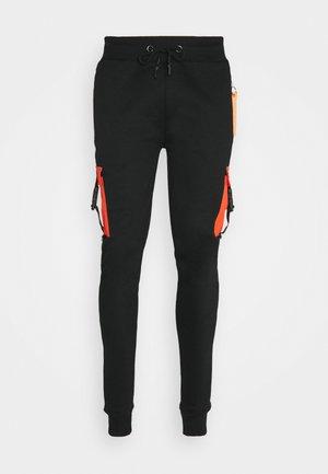 BARACOA - Pantaloni sportivi - jet black