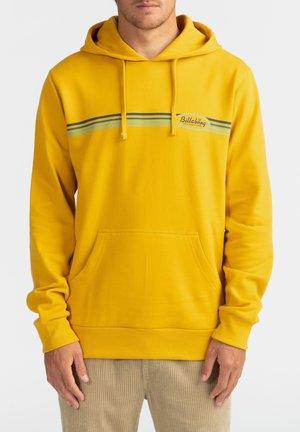 Luvtröja - mustard