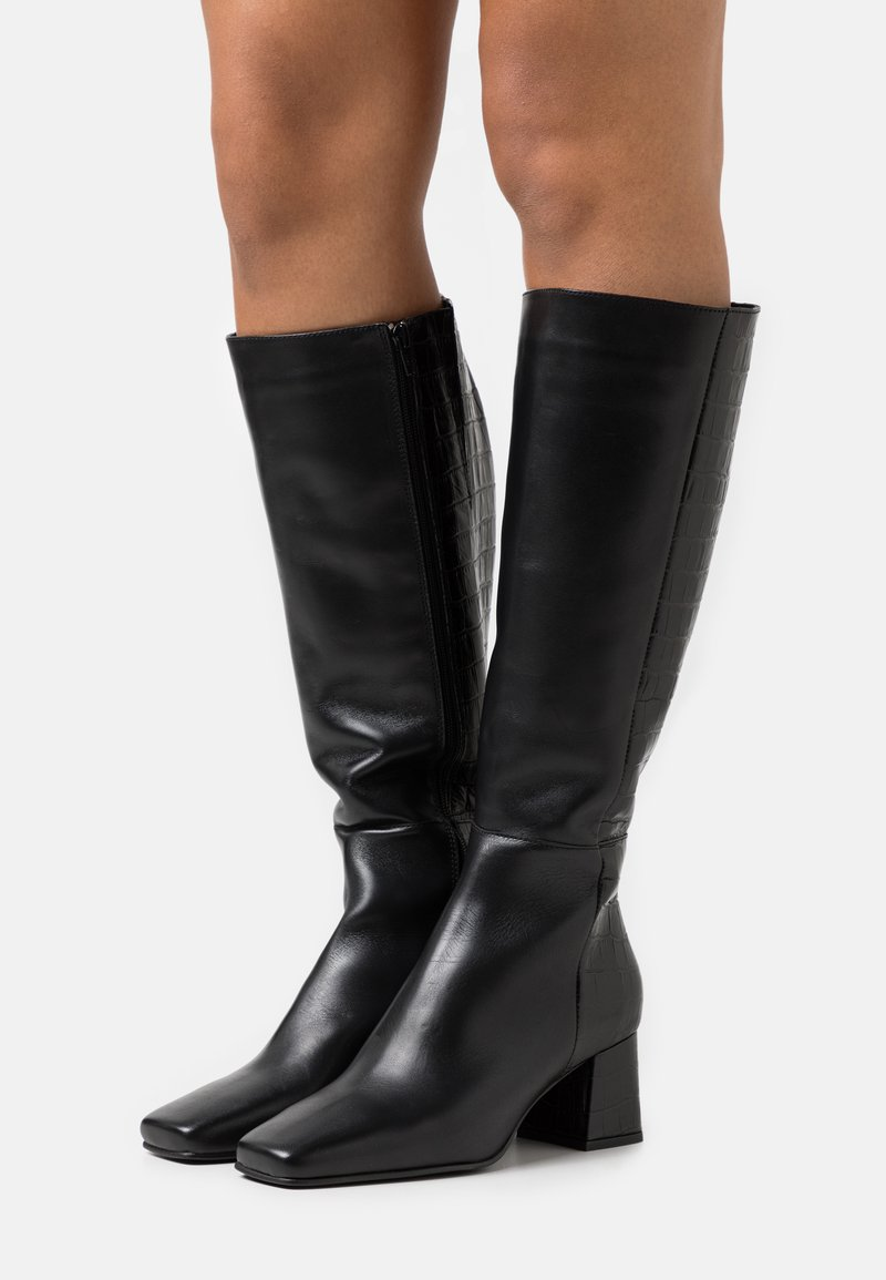ZIGN Wide Fit - Bottes - black