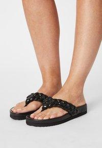 Toral - T-bar sandals - black - 0