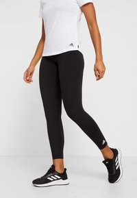 adidas Performance - Legging - black - 0