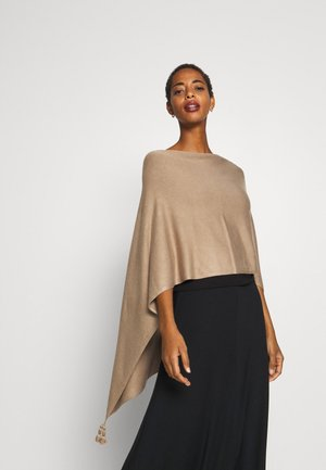 Cape - brown mel