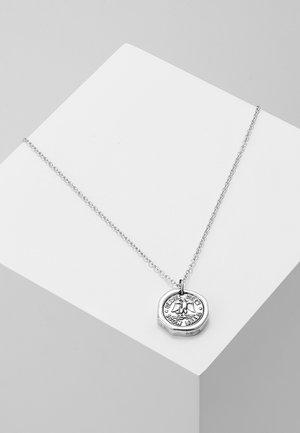 AQUILLA NECKLACE - Necklace - silver-coloured