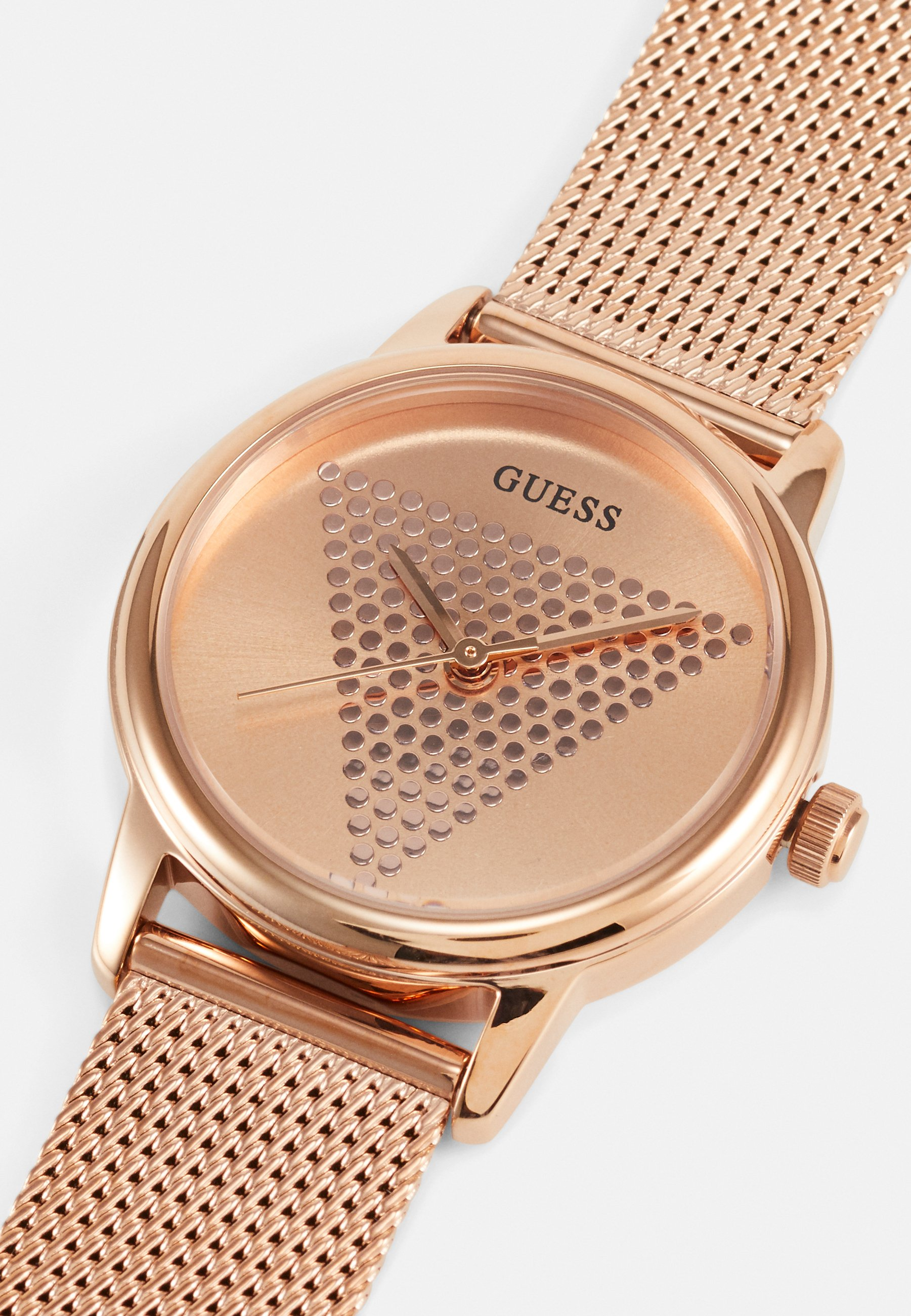Guess LADIES TREND - Klokke - rose gold-coloured/bronze-coloured/roségull-farget 2quxiYuEFQZEX9M