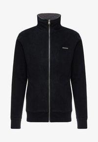 Ragwear - TRAYNE - Fleece jacket - black - 4