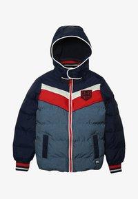 Cars Jeans - KIDS RUNDALL - Winter jacket - navy - 4