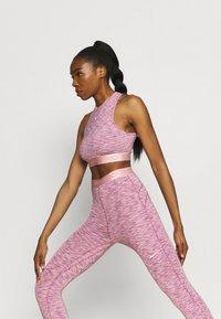 Nike Performance - TANK  - Débardeur - sweet beet/pink glaze/white - 3