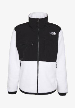 DENALI JACKET  - Fleece jacket - white