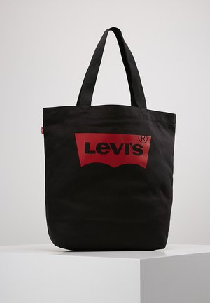 BATWING TOTE - Tote bag - regular black