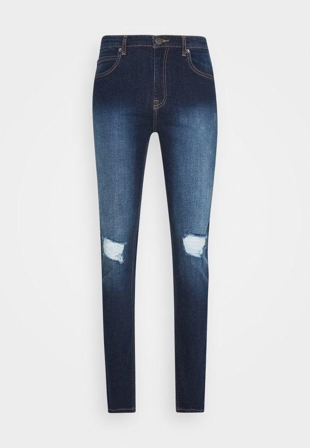 XYLA - Jeans slim fit - blue