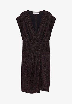 BRILLI7 - Koktejlové šaty/ šaty na párty - rouge