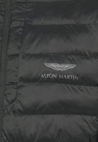Hackett Aston Martin Racing - AMR LW QUILT RACER - Light jacket - black - 6