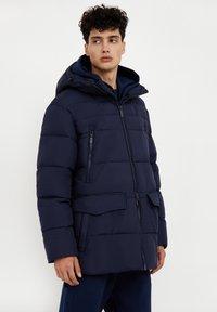 Finn Flare - Down coat - dark blue - 3