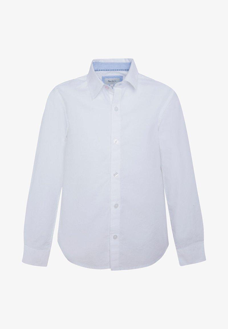 Pepe Jeans - NEW NATE - Shirt - blanco