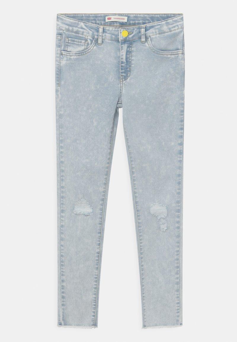Levi's® - Jeans Skinny Fit - light-blue denim