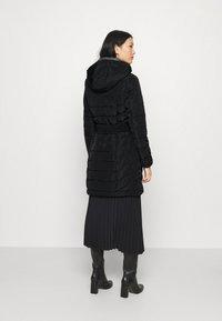 More & More - Winterjas - black - 2
