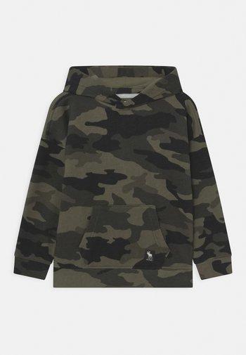 EASY FIT LOGO  - Sweatshirt - green