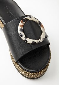 Inuovo - Heeled mules - black blk - 6