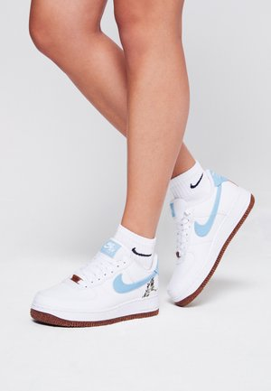 AIR FORCE 1 - Sneakers basse - white/obsidian/black/multi color