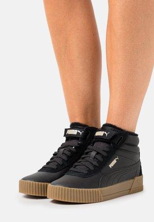CARINA MID  - High-top trainers - black