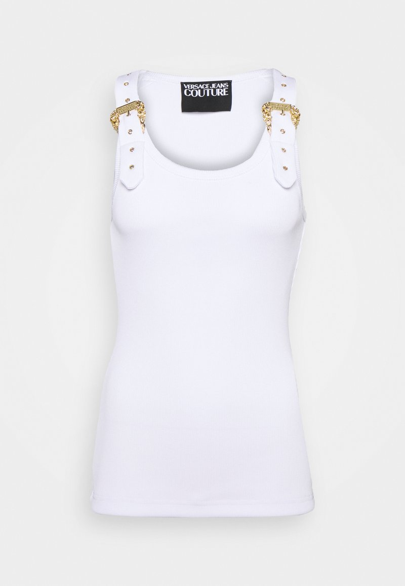 Versace Jeans Couture - LADY - Top - optical white