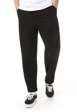 MN MUNICIPLE PANT - Culotte - black