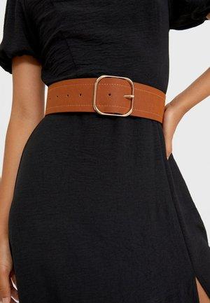 BREITER BOHO - Waist belt - camel
