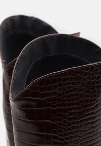 4th & Reckless - SHEA - Vysoká obuv - brown - 5