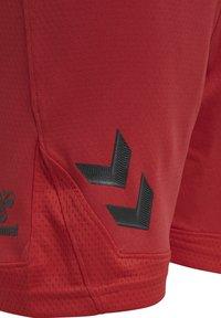 Hummel - LEAD  - Shorts - true red - 3